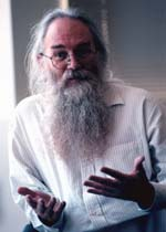Date Created: 19980623 Category: FIN  Original Transmission Reference: 9807459  Caption: photos of Jon Postel, considered the  grandfather of the Internet,  in his office at the Information Sciences Institute, Marina del Rey, Los Angeles, June 22, 1998  credit:  Chris Pizzello for The New York Times Published in NYT 06/29/98  Published Caption: Jon Postel. A technical wizard, he now finds himself helping organize a political structure for the Internet. Published Credit: Chris Pizzello for The New York Times