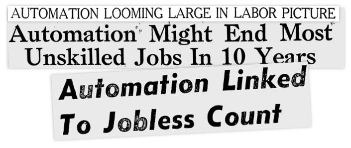1961 automation