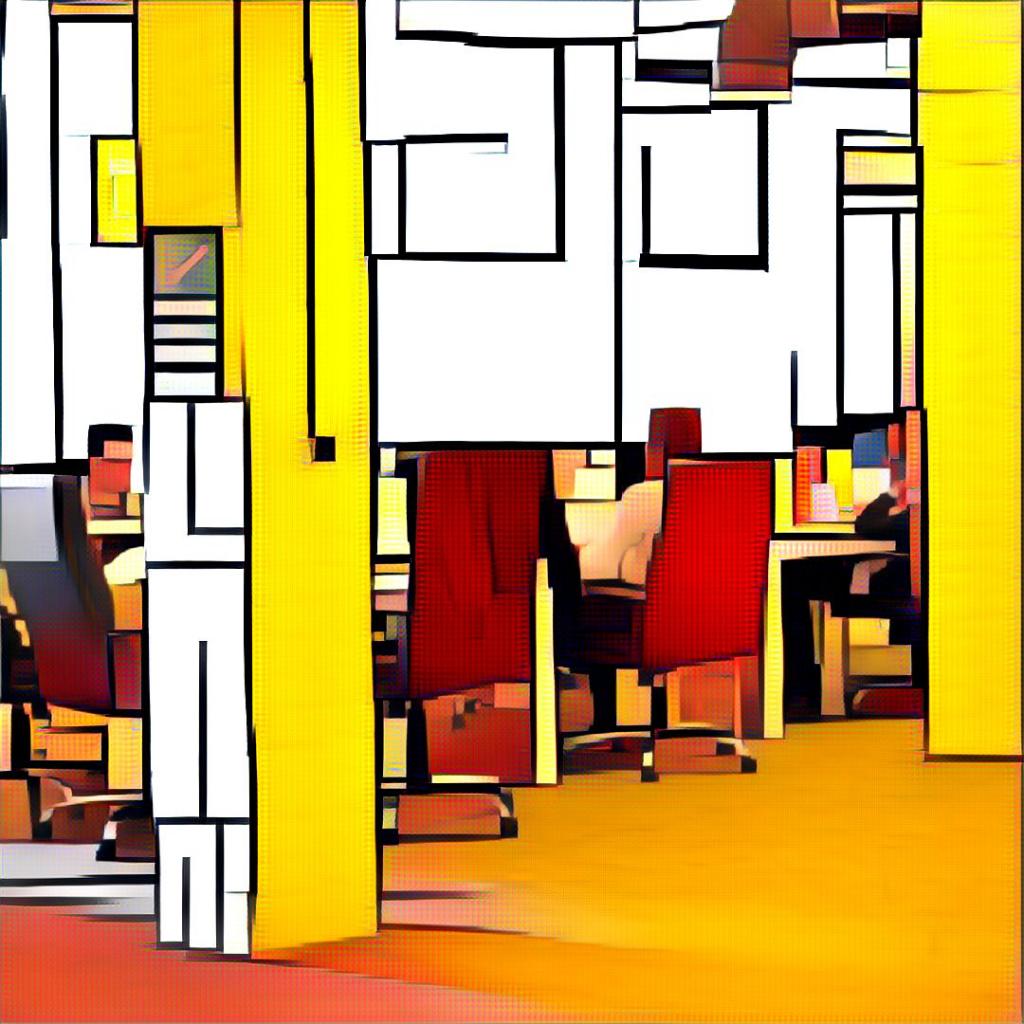 Startit Centar Mondrian