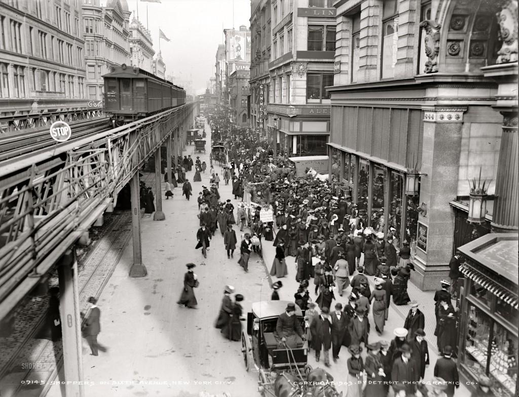 Njujors 1903