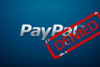 PayPal ne radi