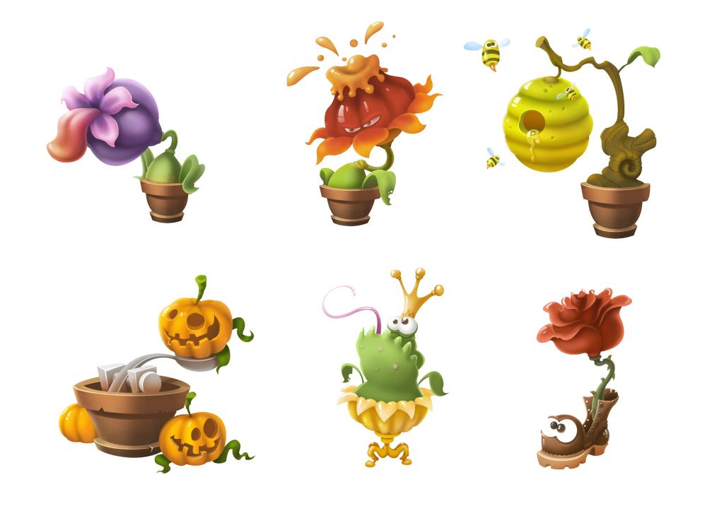 Plants prewiew