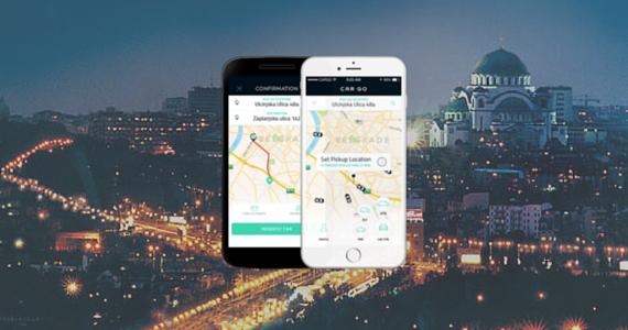 Srpski Uber Car:GO