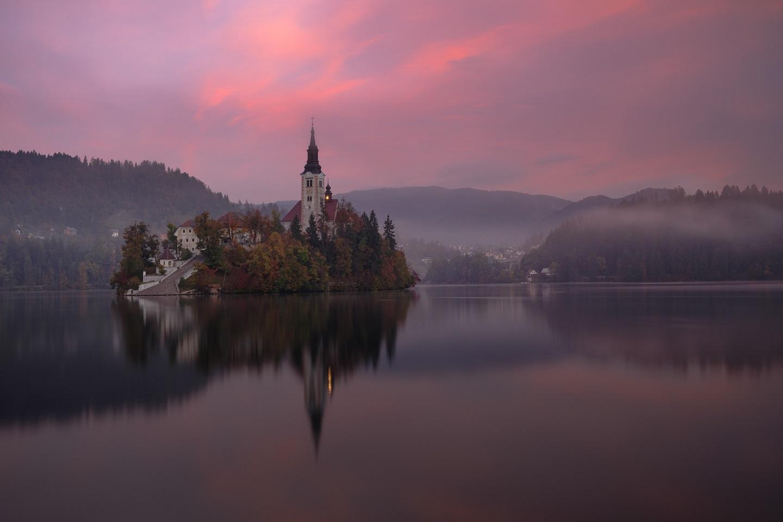 slovenija bled