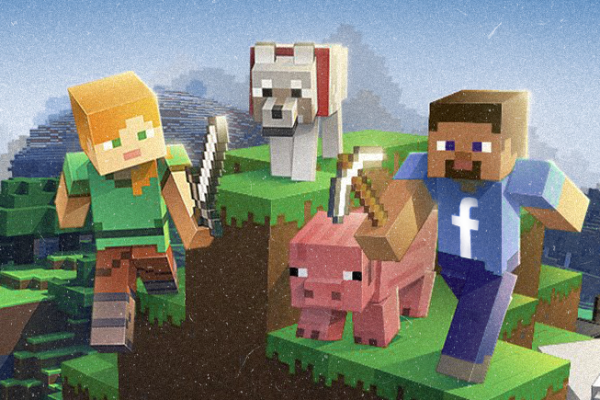 FB Minecraft FEATURE