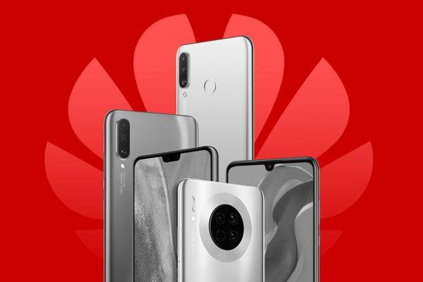 Huawei prodaja