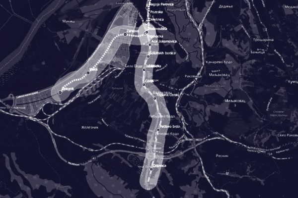 Loš plan BG metroa
