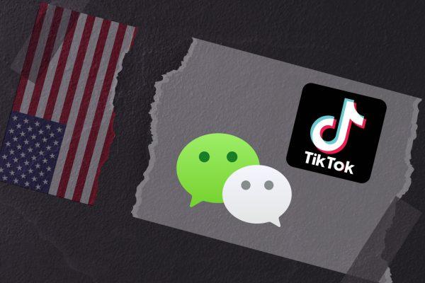 Tik Tok We Chat