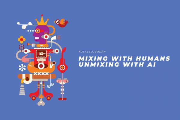 Unmixing with AI