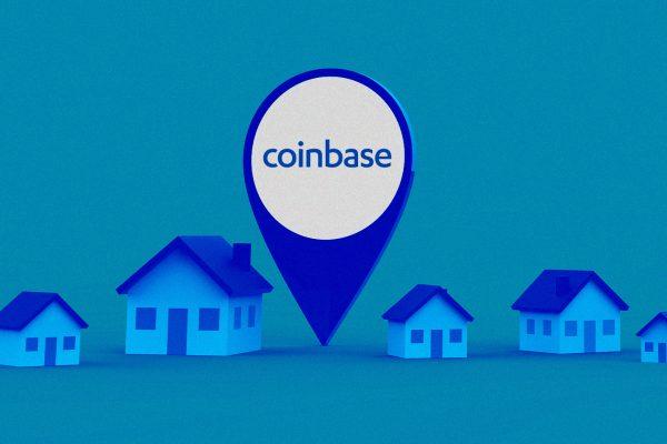 coinbase home