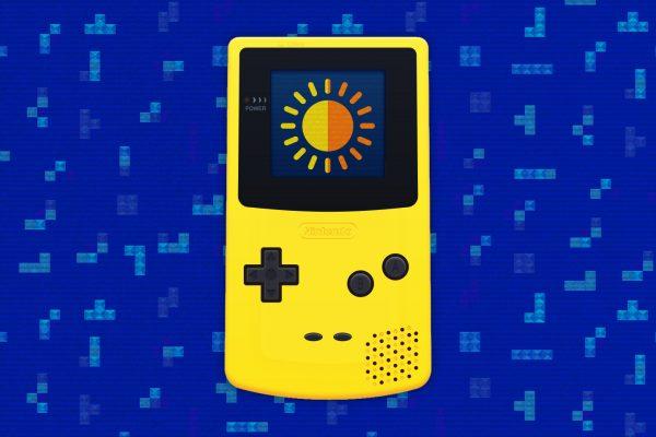 gameboy solarni