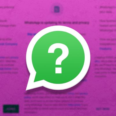 whatsapp privacy changes
