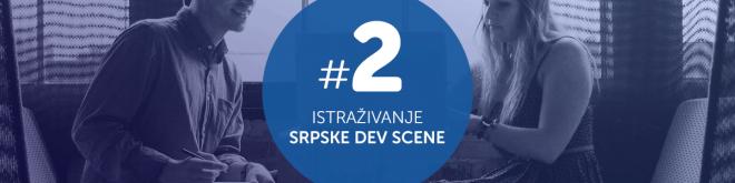 istrazivanje srpske dev scene