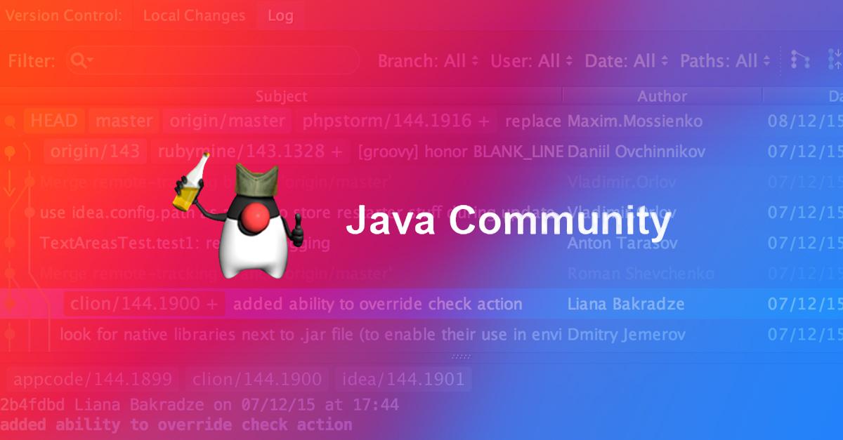 Kako biti produktivniji u IntelliJ IDEA — Novi Belgrade Java