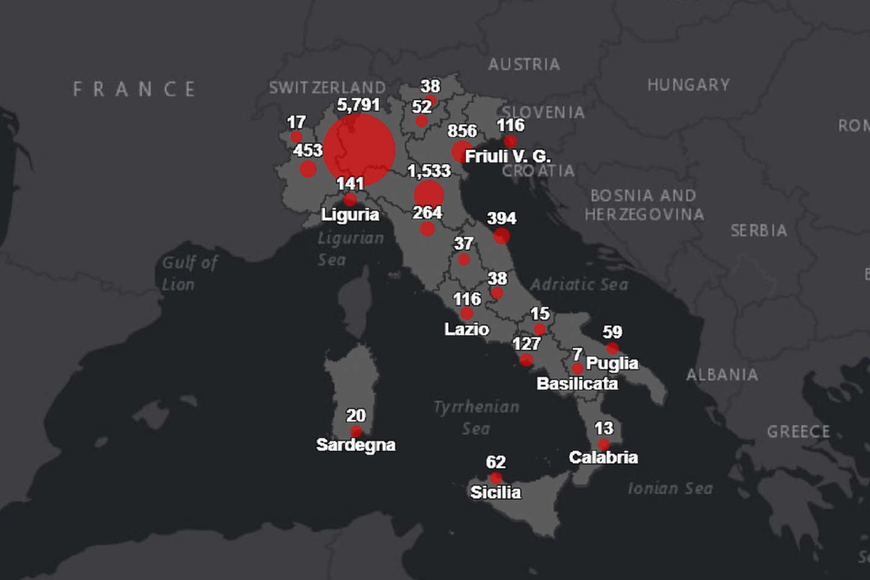 Italija Ima Najtransparentnije Informisanje O Epidemiji Korona