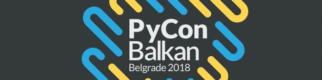 PyCon Balkan konferencija