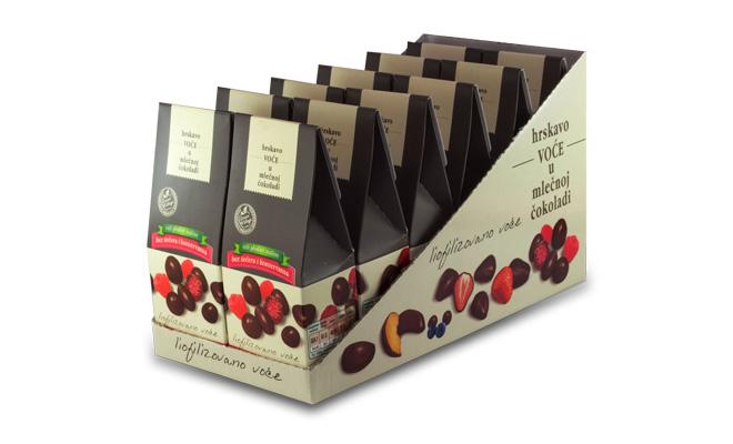 Drenovac čokoladirano voće