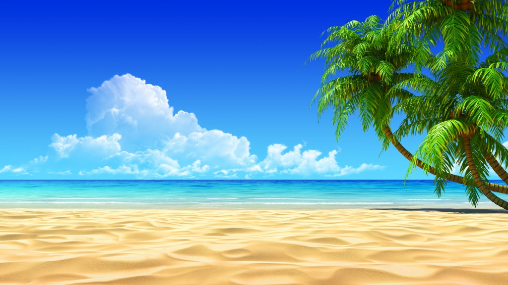 tropical-beach-wallpaper