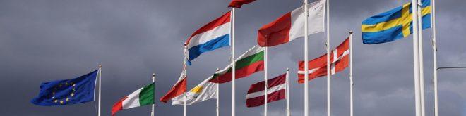 zastave evropskih zemalja